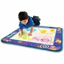 "Stuffed Animals & Plush Toys AquaDoodle Drawing Mat Neon Color Reveal "" Games"