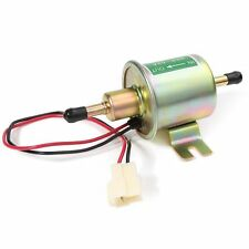NEW UNIVERSAL 12V ELECTRIC FUEL PUMP INLINE DIESEL PETROL LOW PRESSURE HEP02A