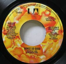 Soul 45 Pieces - Dance So Good / Love'S Winning Me Over On United Artists Record