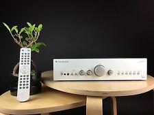 Cambridge Audio AZUR 640A V2.0 Integrated Amplifier In Silver. 99p NR