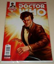 DOCTOR WHO : THE ELEVENTH DOCTOR # 3 Cover A   Titan Comic  Oct 2014   NM