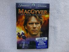 MacGyver - The Complete Final Season (Dvd, 2006, 4-Disc Set ) * New / Sealed *