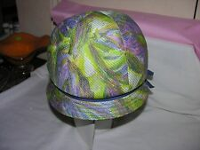 Vintage Mr. John Sophisticate Ny Paris Hat Bucket With Back Ribbon