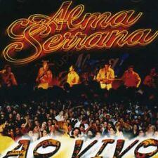 Alma Serrana - Vol. 1-Ao Vivo-A Festa [New CD]