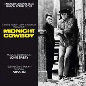 Midnight Cowboy - Score - John Barry (NEW 2CD)