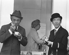 """Kenneth Williams and Sid James  Carry On 10"""" x 8"""" Photograph"""