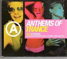 (GK99) Anthems Of Trance, 3CDs 55 tracks - 2004 box set
