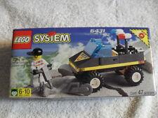 RARE Lego System 6431 Road Rescue New in Box