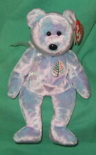 Issy Singapore TY Beanie Baby Teddy Bear MWNMT Four Seasons Hotel 2001