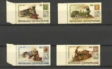 Central African Republic 1979 SG 671-4 Rowland Hill CTO