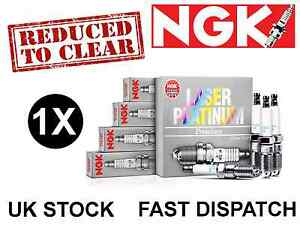 NGK LASER PLATINUM SPARK PLUG PLKR7A 4288 *FREE P&P* REDUCED TO CLEAR