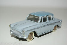 DINKY TOYS 544 SIMCA ARONDE TWO TONE GREY BLUE EXCELLENT CONDITION