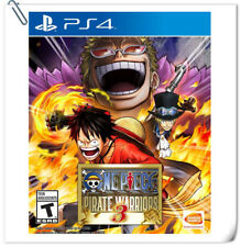 PS4 One Piece Pirate Warriors ENG / 海贼无双3 中文 / 日文 SONY Beat 'em Up Bandai Namco