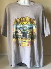 Tampa Bay Buccaneers Vs Raiders Super Bowl XXXVll Men Extra Large T-Shirt
