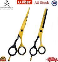 Professional Barber Salon Hairdressing Hair Cutting Scissors Shears Razor Edge