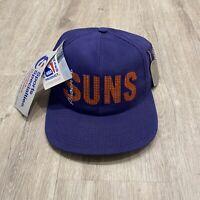 Vintage Sports Specialties Phoenix Suns Hat NEW NBA Snapback VTG90 RARE Cap USA