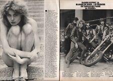 Coupure de presse Clipping 1979 Nadine Expert  (2 pages)