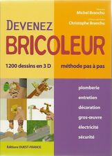 DEVENEZ BRICOLEUR : PLOMBERIE - ELECTRICITE - SECURITE - DECORATION   - 30 %