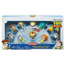 BRAND NEW Toy Story 4 Minis Mini Figures Ultimate new Friends 10 pack