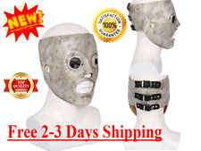 Slipknot Mask Corey Taylor Latex Halloween Costume Adults All Hope Is Gone 2008