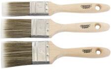 'expert' Paint Brush 3PC set Draper Tools