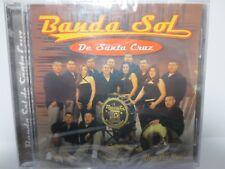 BANDA SOL DE SANTA CRUZ ~ UNA VEZ MAS ~ SPANISH ~ 2004 ~ NEW SEALED CD