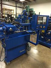 CNC LATHE W/TURRET AND FAGOR CNC CONTROL