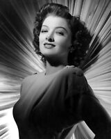 ACTRESS MYRNA LOY - 8X10 PUBLICITY PHOTO (AZ655)