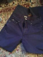 Mens Joe Browns Blue Chinos Size 30r Vvgc