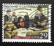 United States of America stamps - Columbus, Queen Isabella  29 US cent 1992
