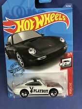CUSTOM HOT WHEELS PLAYBOY Madonna 1996 Porsche
