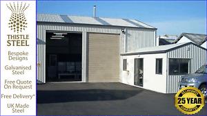 Double Garage/Workshop Bespoke