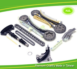 Timing Chain Kit For Ford Mustang Explorer Courier Mazda Bravo 4.0L SOHC 97-10