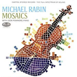 MICHAEL RABIN - MOSAICS - legendary Capitol album - Vinyl LP 180g audiophil NEW