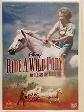 Ride A Wild Pony (DVD, 2009) Disney Original DVD (NEW/SEALED)