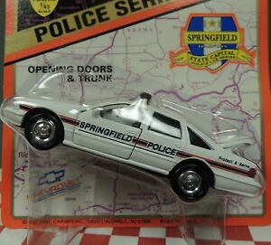 SPRINGFIELD CITY POLICE 1997 CHEVY CAPRICE by Road Champs!