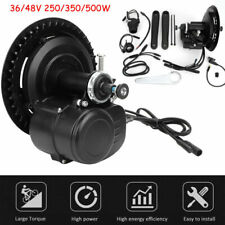 48V 500W Mid Drive Central Motor EBike Electric Bicycle Conversion Kit 4000RPM