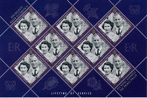 """ASCENSION 2011 """"LIFETIME OF SERVICE"""" POSTAGE AT 40% FACE VALUE 100 x 25p MNH"""