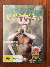 The New Adventures Of Tarzan: Volume 2 DVD Region All New & Sealed Herman Brix