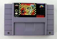 The Incredible Crash Dummies (Super Nintendo Entertainment System) SNES Tested
