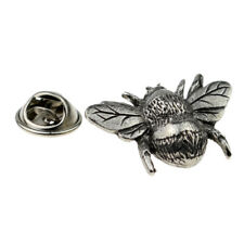 Bumble Bee English Pewter Lapel Pin Badge XWTP106