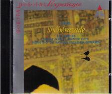 Maurice Ravel |  Shéhérazade | CD-Album