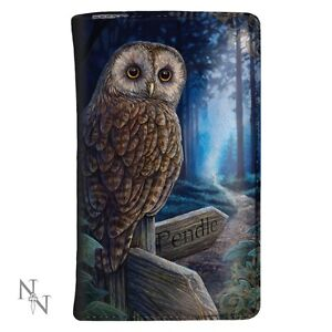New Witches Purse - The Way Of The Witch-Wicca - Owl Purse - 14cm