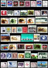 Very Nice Canada Stamps Collections lot (used)