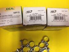 "Ideal Tridon Fuel Injection Hose Clamp Assortment-30 Pcs (1/4""-5/16""-3/8"")"