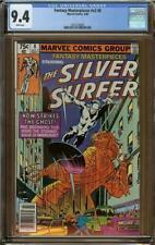 Fantasy Masterpieces v2 #8 CGC 9.4 Silver Surfer