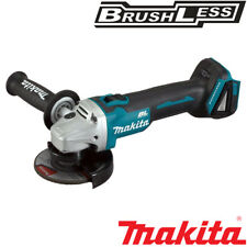 Makita DGA456Z 18v LXT Cordless Brushless Angle Grinder 115mm Body Only