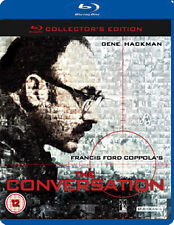 THE CONVERSATION - SPECIAL EDITION - BLU-RAY - REGION B UK