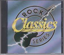 ROCK CLASSICS Various Artists 1988/1972 K-Tel CD 70s Spirit Ten Years After Rare