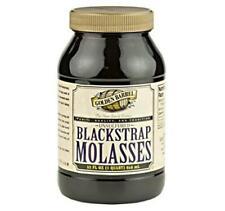 Golden Barrel Blackstrap Molasses (32 fl. oz. Wide Mouth) 32 Fl. Oz (1 Count)